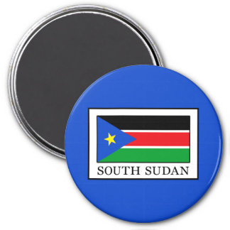 South Sudan Magnet