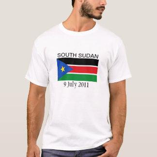 South Sudan National Flag T-Shirt