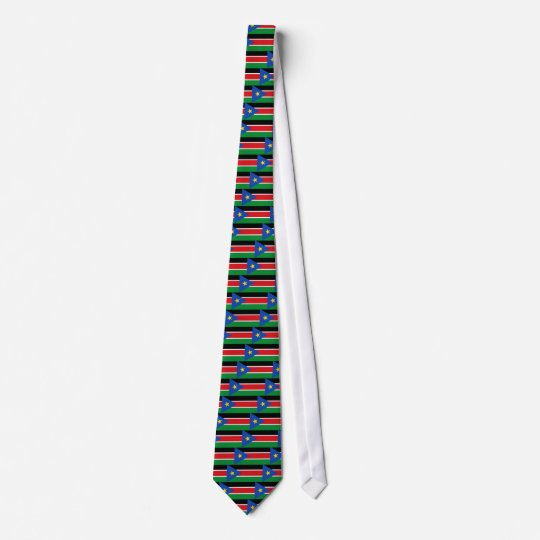 south sudan tie