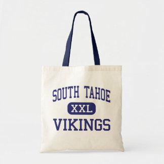South Tahoe - Vikings - High - South Lake Tahoe Tote Bag