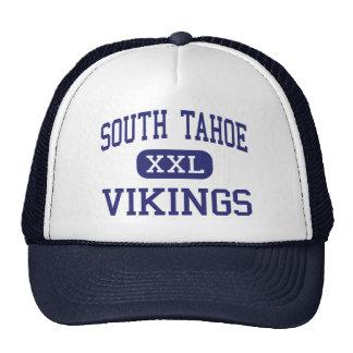 South Tahoe - Vikings - High - South Lake Tahoe Trucker Hat