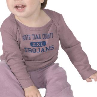South Tama County - Trojans - High - Tama Iowa T Shirts