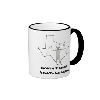 South Texas Atlatl League Coffee Mug