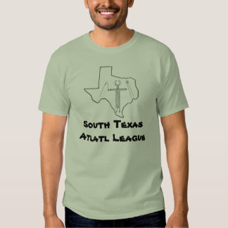 South Texas Atlatl League Men's T-Shirt
