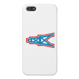 South Texas Youth Football League Alice Oilers iPhone SE/5/5s Case