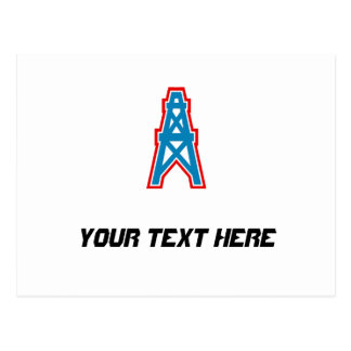 South Texas Youth Football League Alice Oilers Postcard