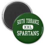 South Torrance - Spartans - High - Torrance Magnet