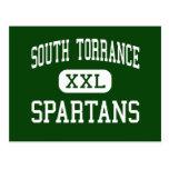 South Torrance - Spartans - High - Torrance Post Card