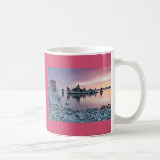 South Tufa, mono Lake, Eastern Sierra, sunrise, Coffee Mug