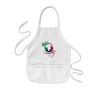 South Tyrol - Alto Adige - Italy - Italia apron