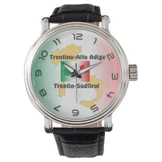 South Tyrol - Alto Adige - Italy - Italia clock Watches