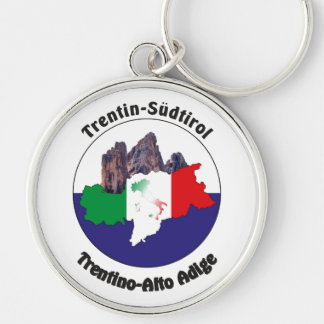 South Tyrol - Alto Adige - Italy key supporter Keychain