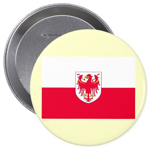 South Tyrol, Italy 4 Inch Round Button