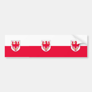 South Tyrol, Italy Bumper Sticker