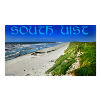 south uist poster