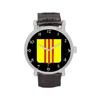 South Vietnam* Custom Wristwatch