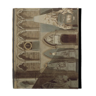 South View of Poet's Corner, plate 27 from 'Westmi iPad Folio Covers