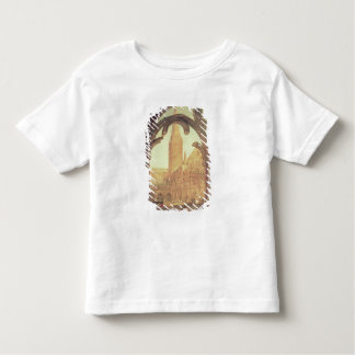 South View of Salisbury Cathedral from the Cloiste Toddler T-shirt