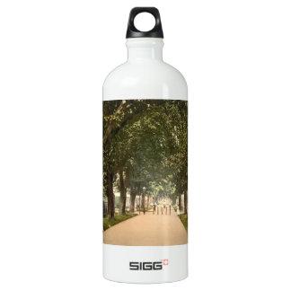 South Walk, Dorchester, England Aluminum Water Bottle