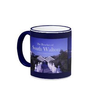 South Walton Beaches Florida Seaside East Ruskin Mugs