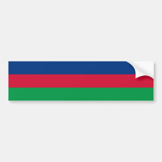 South-West Africa People S Organisation Colombia Bumper Sticker