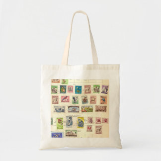South West Africa stamps Canvas Bag