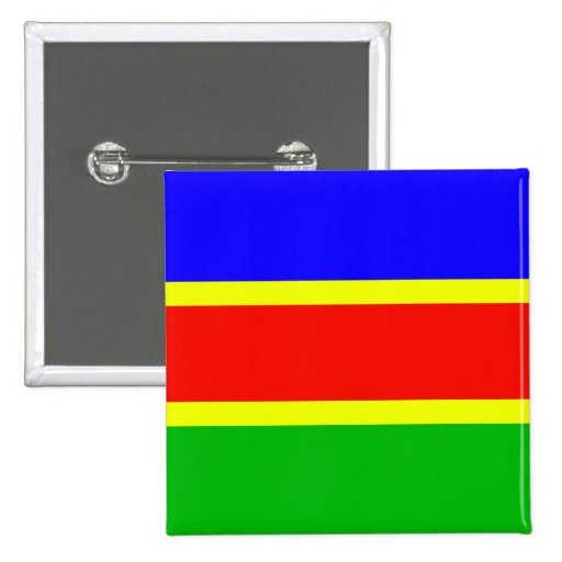 South West African National Union, Colombia flag Pinback Button