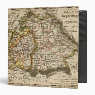 South West Germany 3 Ring Binder