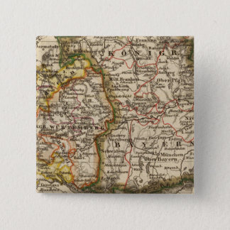 South West Germany Button