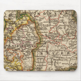 South West Germany Mouse Pad