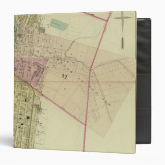 South Wheeling, fifth, sixth and eighth wards 3 Ring Binder