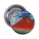 South Wind, Clear Sky 2 Inch Round Button