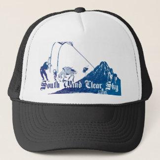 South Wind Clear Sky Trucker Hat
