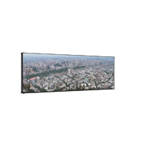 South zone Santiago Chile Stretched Canvas Print