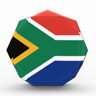 Southafrican flag award