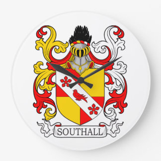 Southall Coat of Arms Wall Clock