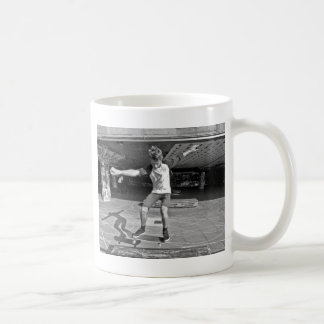 Southbank Skater, London Coffee Mug
