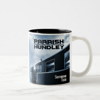Southbound Train Coffee Mug