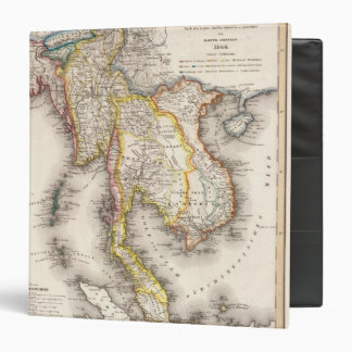 Southeast Asia 3 Ring Binder