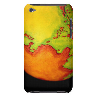 Southeast Asia Barely There iPod Case