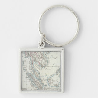 Southeast Asia Key Chain