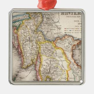 Southeast Asia Metal Ornament