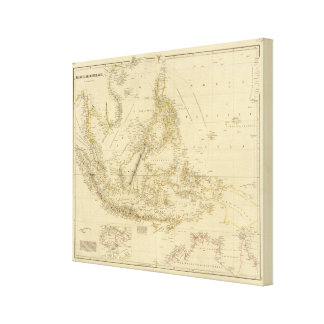 Southeast AsiaIndonesia Canvas Print
