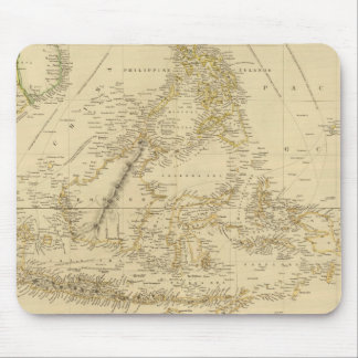 Southeast AsiaIndonesia Mouse Pad
