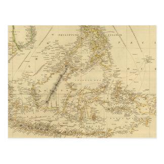 Southeast AsiaIndonesia Postcard