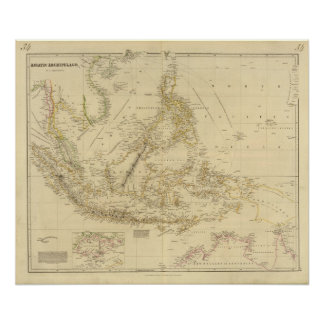 Southeast AsiaIndonesia Poster