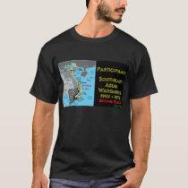 Southeast Asian Wargames T-Shirt