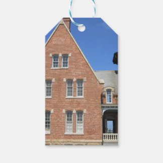Southeast Lighthouse Building Block Island Gift Tags