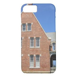 Southeast Lighthouse Building Block Island iPhone 8/7 Case
