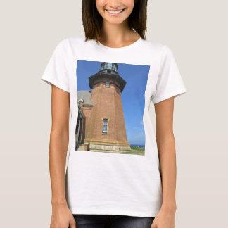 Southeast Lighthouse Tower Block Island T-Shirt